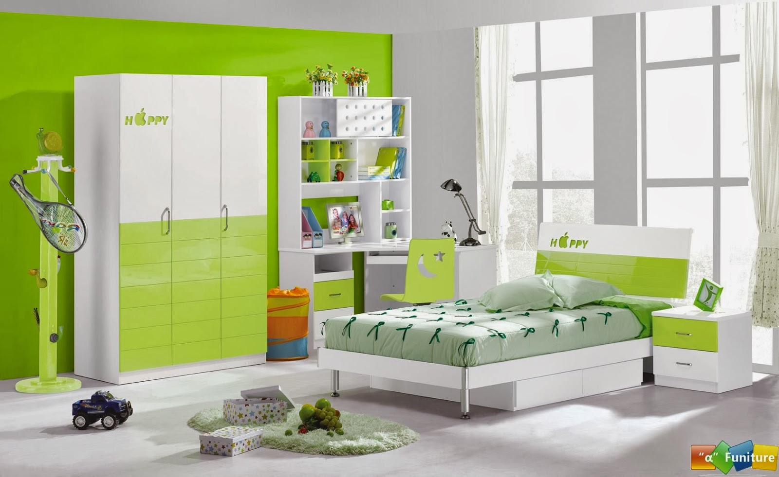 Kids Bedroom 2014 latest ideas for kids room decoration 2014 - housing mania