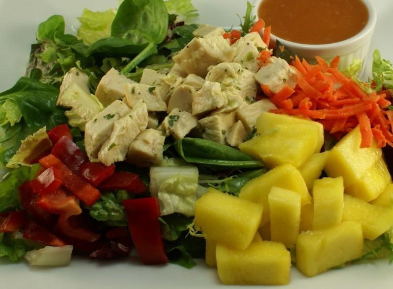 Gluten Free Cilantro Lime Chicken Salad