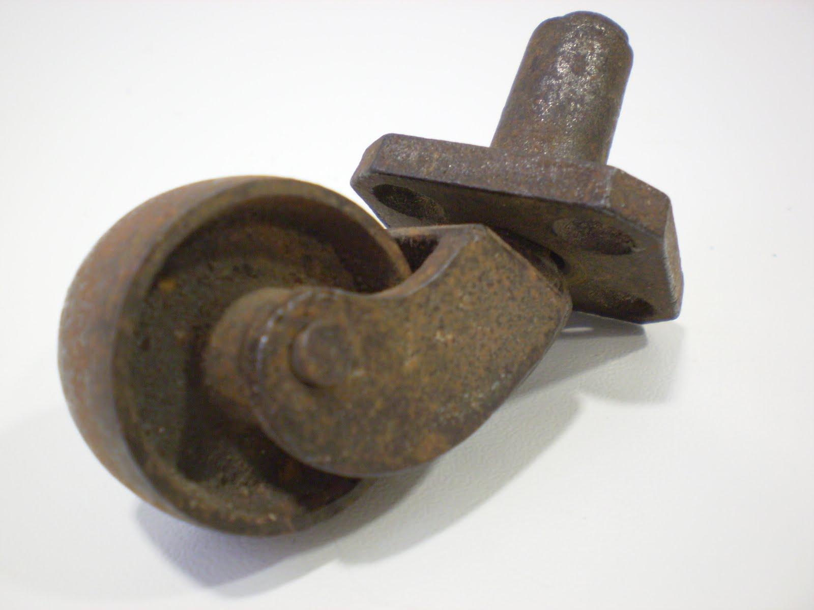 vintager a ruedas industriales vintage para decoraci n On comprar ruedas industriales vintage