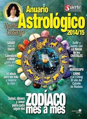 ANUARIO ASTROLÓGICO 2014/15