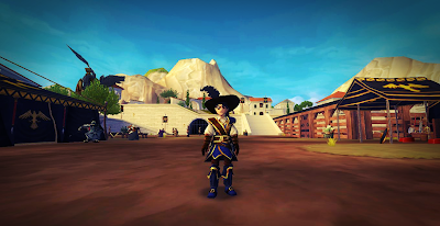 Pirate101 Aquila Sparta Screenshot
