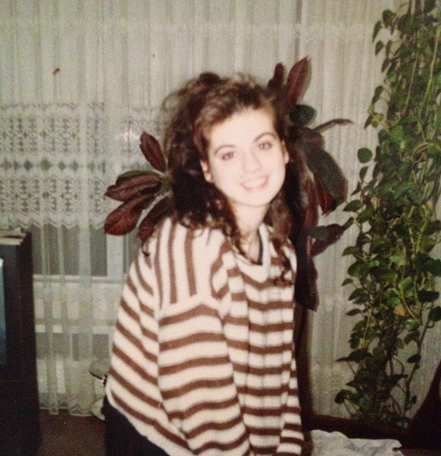 Leyla Arsan in High School