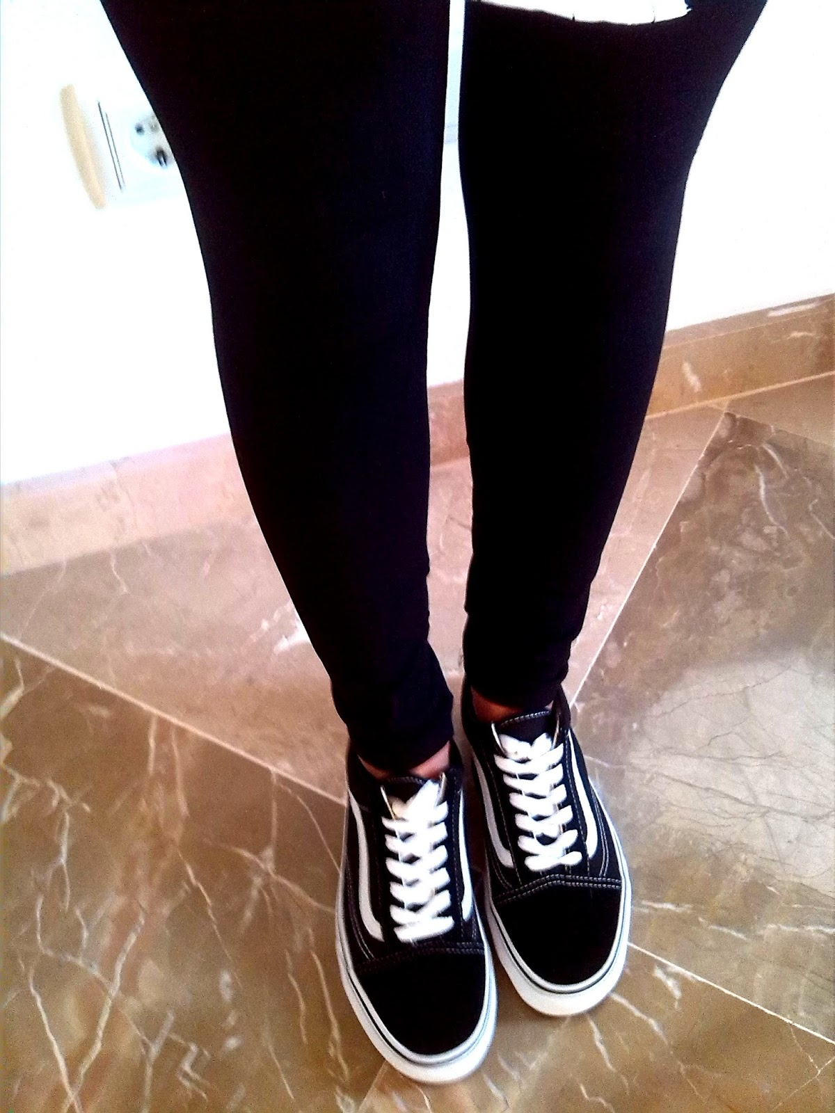 Deco Chambre Old School : Outfit vans old skool hombre