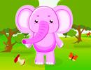 Cute Elephant Day Care