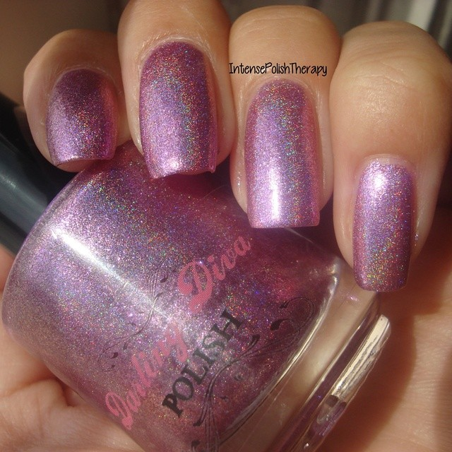 Darling Diva Polish - I Hate Pink