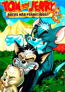 Tom e Jerry: Ratos Não Permitidos Dublado
