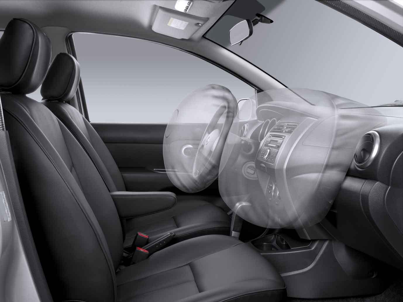 novo Nissan Livina 2014 air bag
