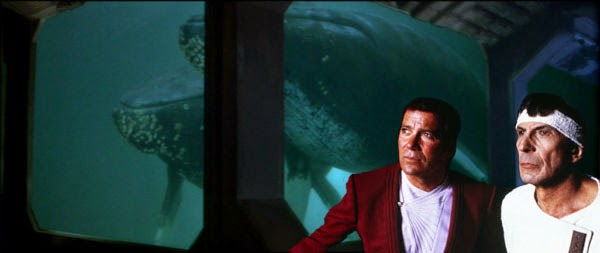 Image result for star trek the voyage home whales