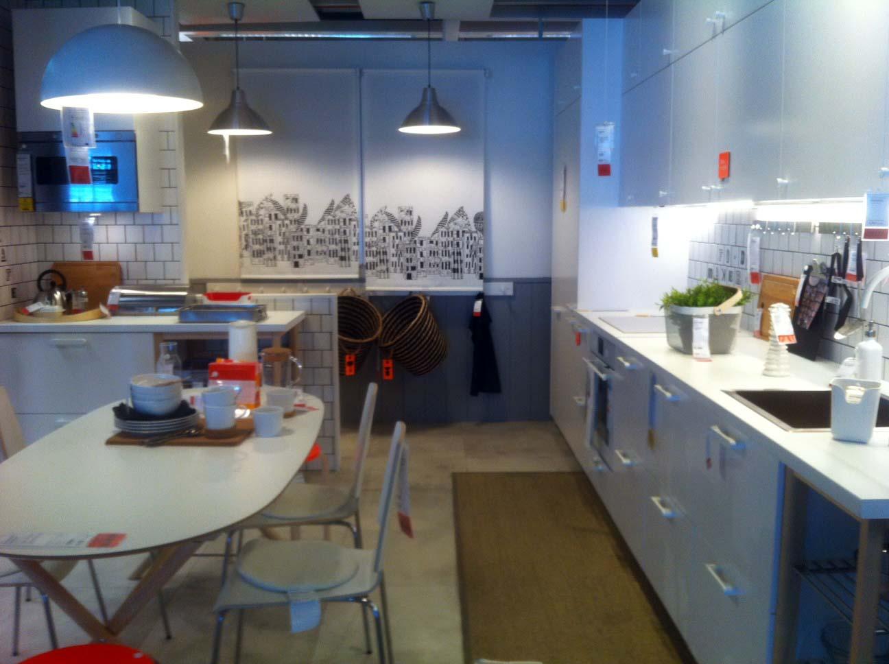 Bricolage e Decoração: Ideia para Cozinha com marquise do IKEA #644134 1296 968