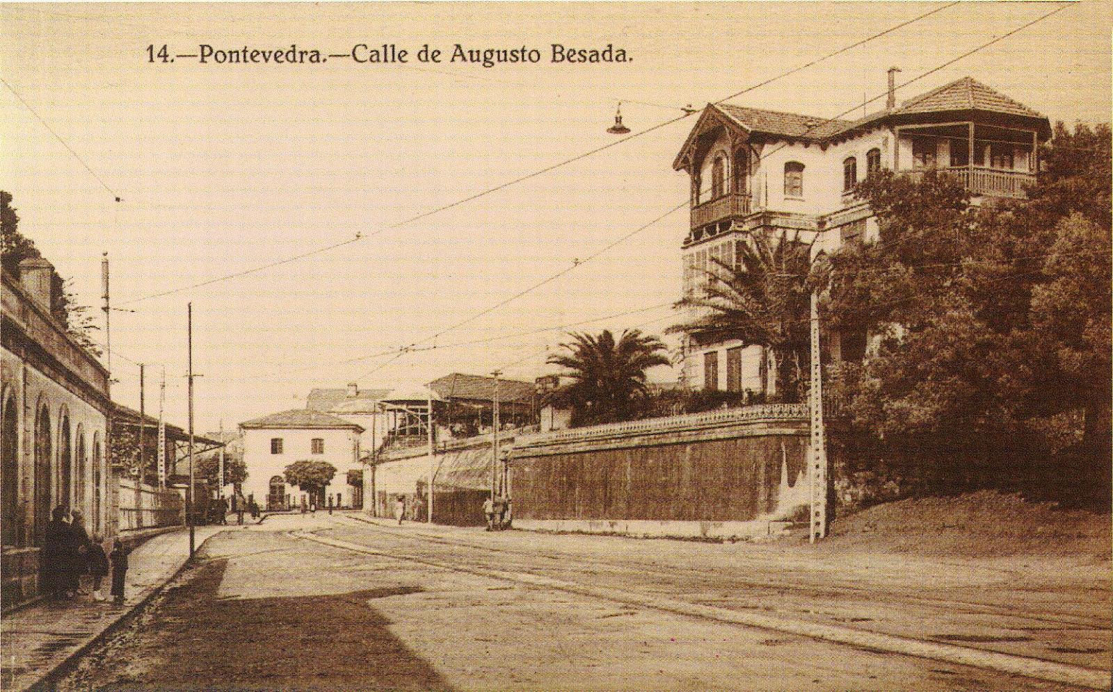 Pontevedra A Vella As Ruas 5 Parte Praza S Xose
