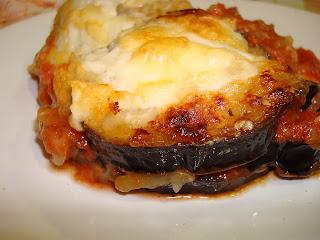 horno berenjenas gratinadas Melanzane alla parmigiana