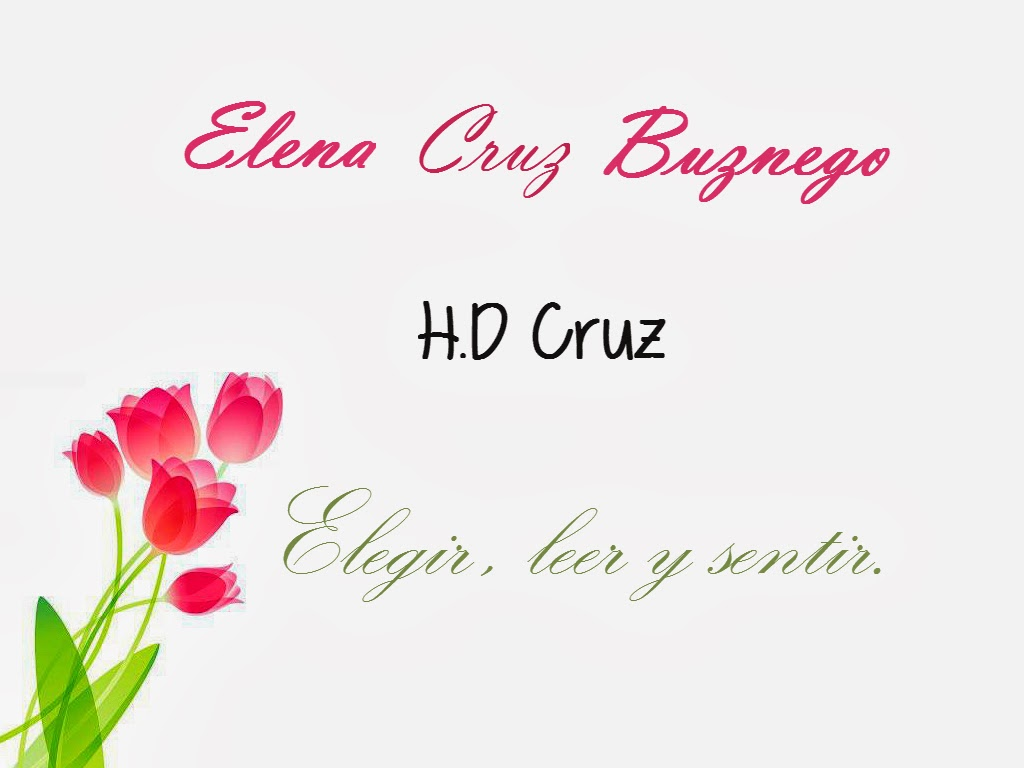 H.D Cruz.