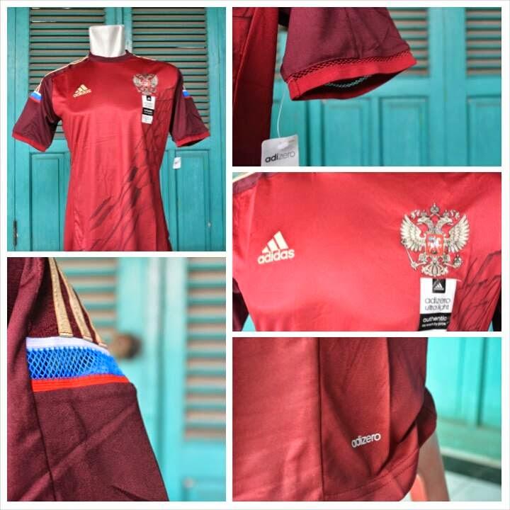 Jual Jersey Rusia Home Adizero Piala Dunia 2014
