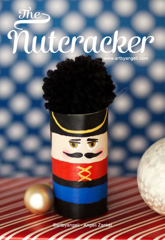 how to make a christmas nutcracker