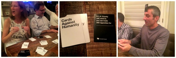 The Holland House: Cards Against Humanity