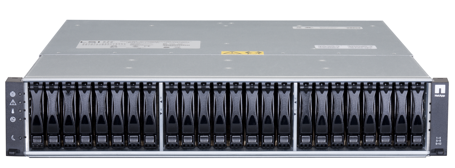 Image of NetApp EF540 via ntapgeek.com