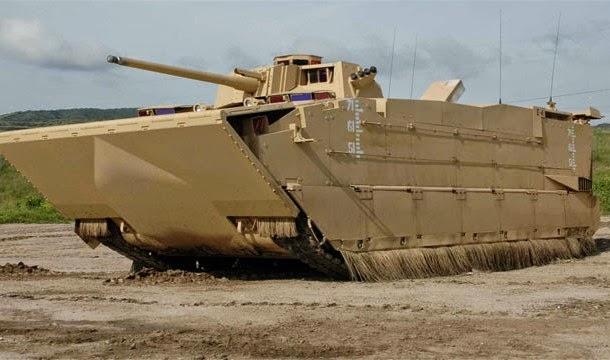 Motor de guerra expedicionario