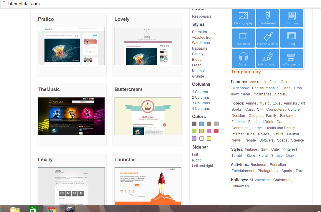 How To Download And Change Blogger Theme In Hindi Templates Change
