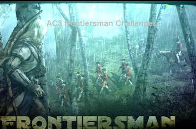 Assassin's Creed 3 Frontiersman Challenges 3