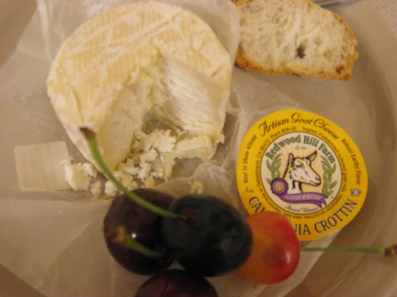 Redwood Hill Farm California Crottin goat cheese