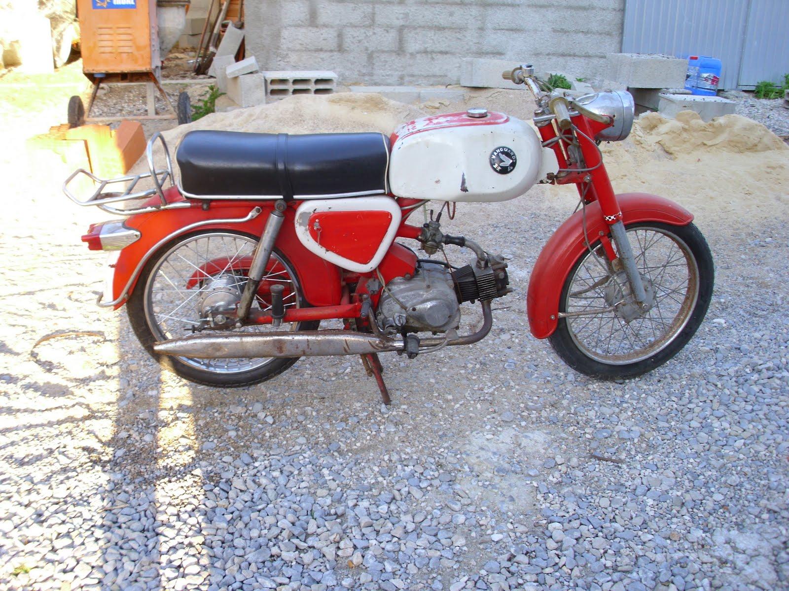 Motas antigas motos pe as para venda for South motors honda us1