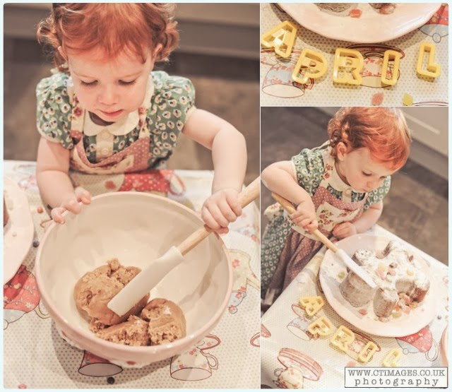 Cake Smash with CT Images Photography Studio, Bolton