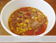 Crock Pot Brunswick Stew. 1 russet potato, peeled, diced, and cooked
