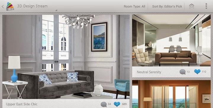 marzua aplicaciones para dise ar espacios interiores