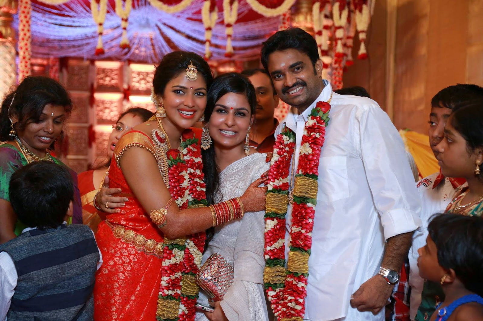 Amala Paul Al Vijay wedding Photos gallery-HQ-Photo-10