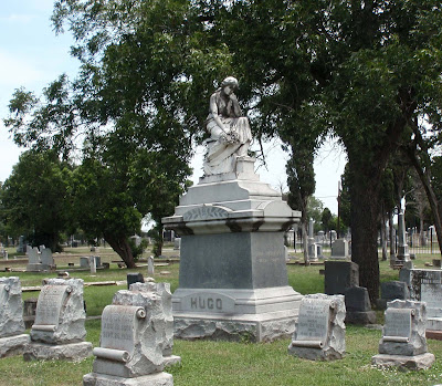 Hugo Family Plot in Cemetery #1