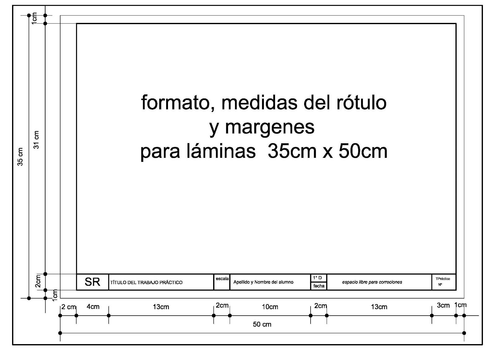 Sistemas de representaci n 1 d medidas del r tulo de 1d for Medidas en arquitectura pdf