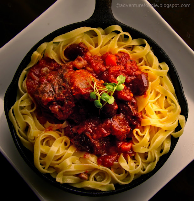 braised veal cheek ragu beef recipe