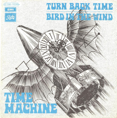 Time Machine - Turn Back Time - Bird In The Wind