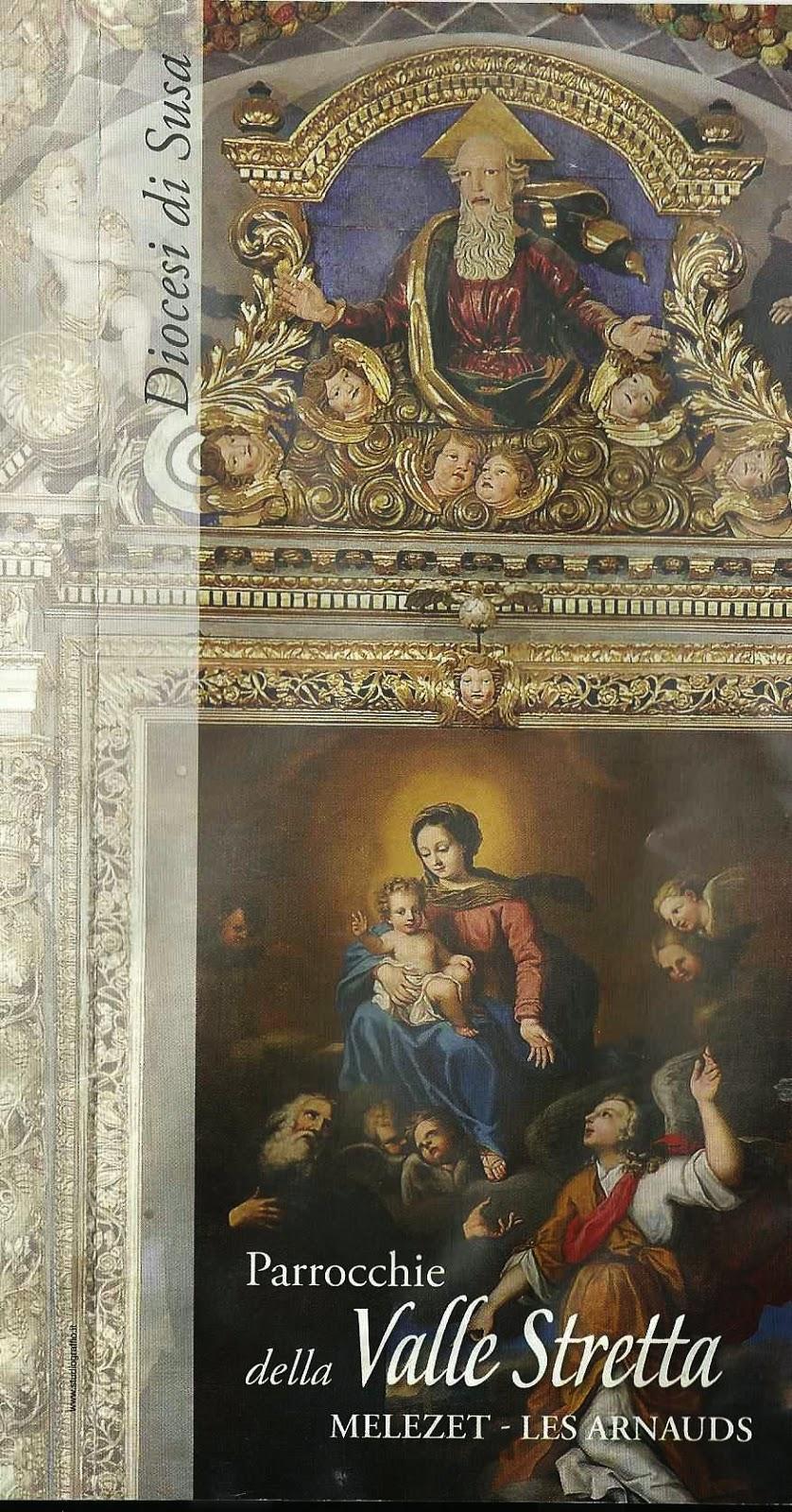 le parrocchie della Valle Stretta