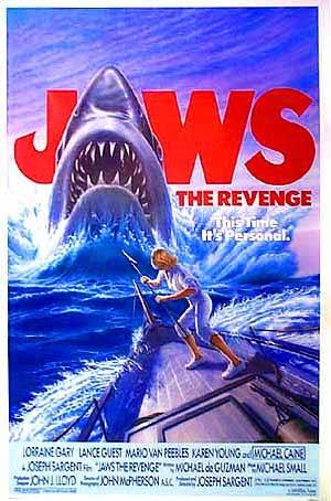 Pemain Jaws The Revenge