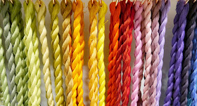Dundee, craft shop, grand opening, sewing, crafting, DIY, supplies, haberdashery, The Haberdashery Project, new store, threads, rainbow threads, rainbow colours