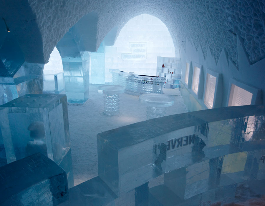 Passion For Luxury : ICEHOTEL in - 90.8KB