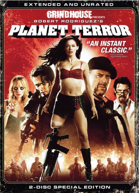 Planet Terror/Death Proof