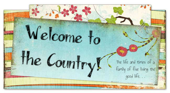Welcome to the Country!
