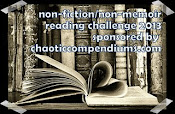 Non-Fiction/Non-Memoir Reading Challenge