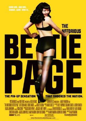 Bettie Page Nhiều Tai Tiếng -The Notorious Bettie Page (2005) Vietsub