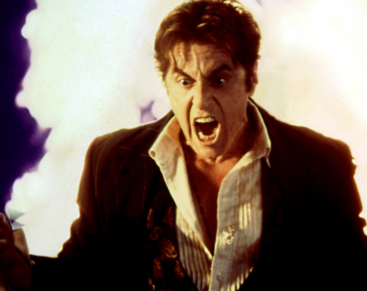 al pacino in the devil s advocate 