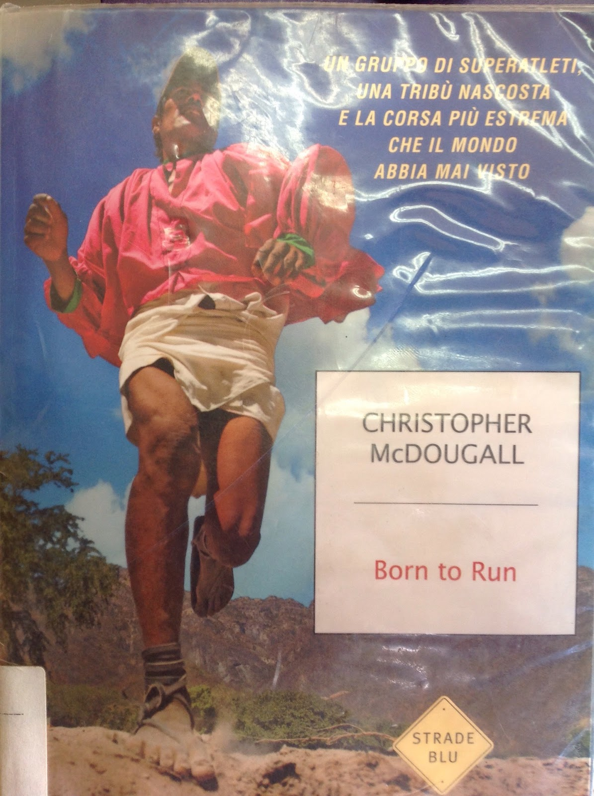 born to run mcdougall Watch video christopher mcdougall explores the mysteries of the human desire to run how did running help early humans survive -- and what urges from our ancient ancestors spur us on today mcdougall tells the story of the marathoner with a heart of gold, the unlikely ultra-runner, and the hidden tribe in mexico that runs to live.
