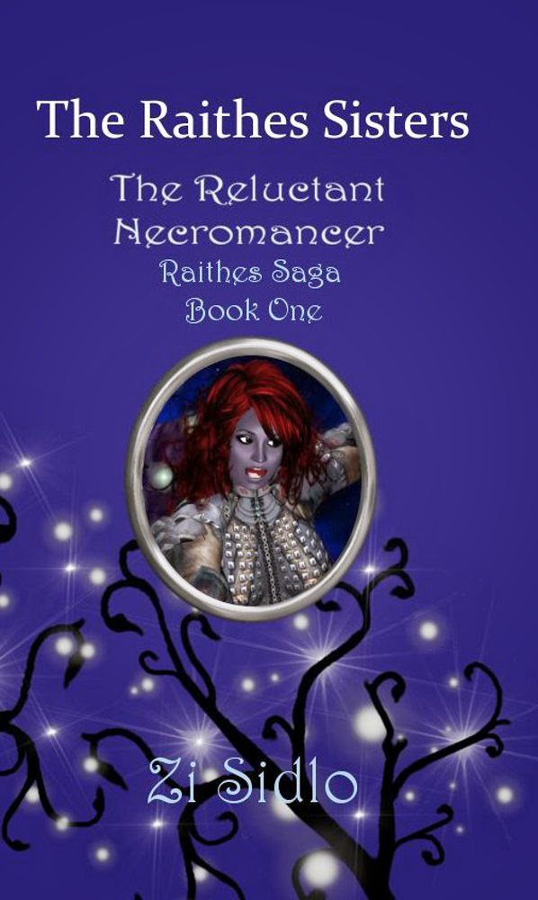 Excerpt: The Reluctant Necromancer by Zi Sidlo, www.writersandauthors.info