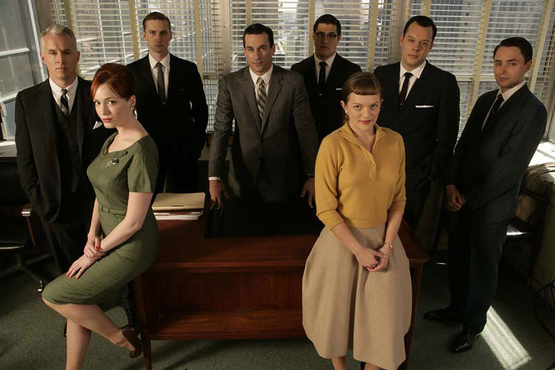 Mad men and the early sixties