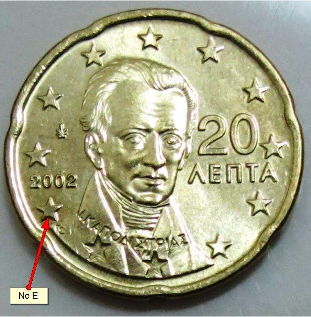 20 евро цент 2002 года цена купить серебряный рубль 1924 года