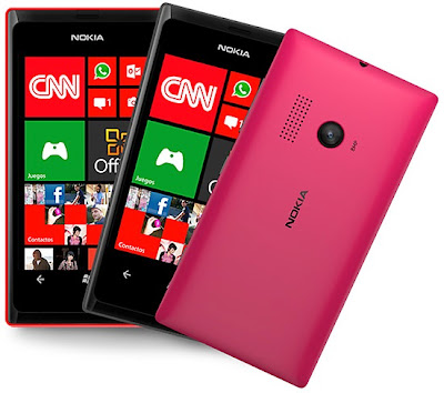 Nokia Lumia 505 - Para América Latina