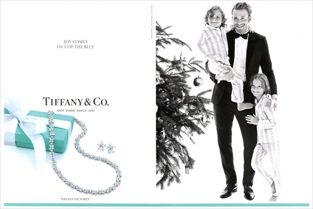 Tiffany & Co. Holiday 2015 Campaign