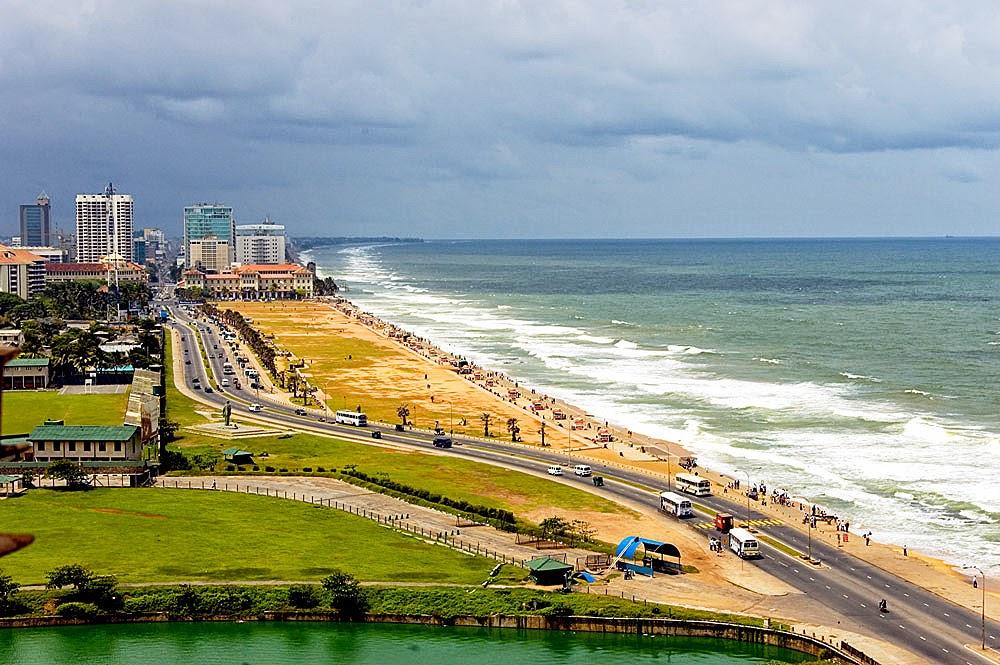 السياحة في كولومبو سريلانكا