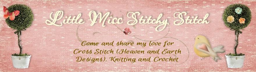 Little Miss Stitchy Stitch